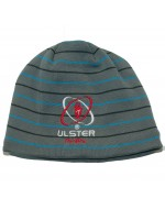 Ulster Rugby Beanie - Charcoal/Flouro (2019-2020)