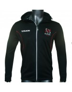 Ulster Rugby Performance Hoody - Black (2018-2019)