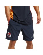 Men's Ulster Rugby Training Shorts - Navy (2021-2022)