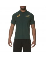 South Africa Springbok Performance Polo Shirt 2017-2018