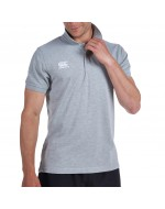 Waimak Core Polo Shirt - Grey Marl