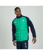 Ireland Rugby Men's Thermoreg Padded Jacket (2019-2020)