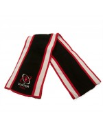 Ulster Rugby Scarf - Black  (2018-2019)