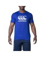 CCC Logo Tee Shirt - Royal Blue