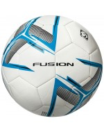 Fusion Training Football - Cyan Size 4