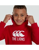 Kid's British & Irish Lions Rugby Hoody