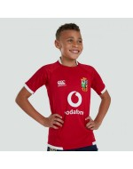 Kid's British & Irish Lions Rugby Shirt Pro Jersey