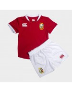 Infant British & Irish Lions Rugby Kit Shirt & Shorts
