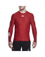 Thermoreg Long Sleeve Baselayer (Flag Red)
