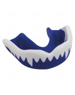 Synergie Viper Mouthguard (Blue/White) - Senior