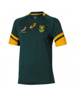 Adult South Africa Springbok Home Rugby Shirt (2016-17)