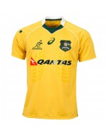 Australia Wallabies 2016 (Adult) Rugby TEST Shirt