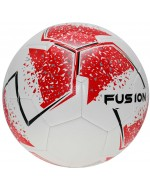 Fusion IMS Training Football - Red Size 5