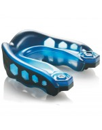 Gel Max Mouthguard-Black/Blue (YOUTH)